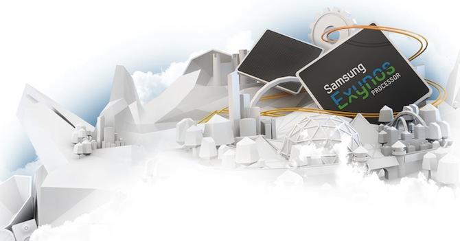 Samsung Exynos processor (teaser 001)