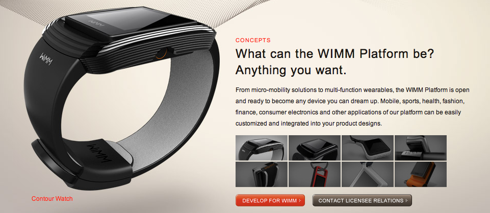 WIMM One Module