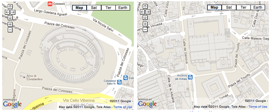 Google Rolls Out 3d Maps In Rome Las Vegas And Other Cities