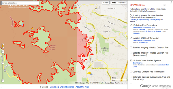 Google Crisis Response team launches new crisis map for