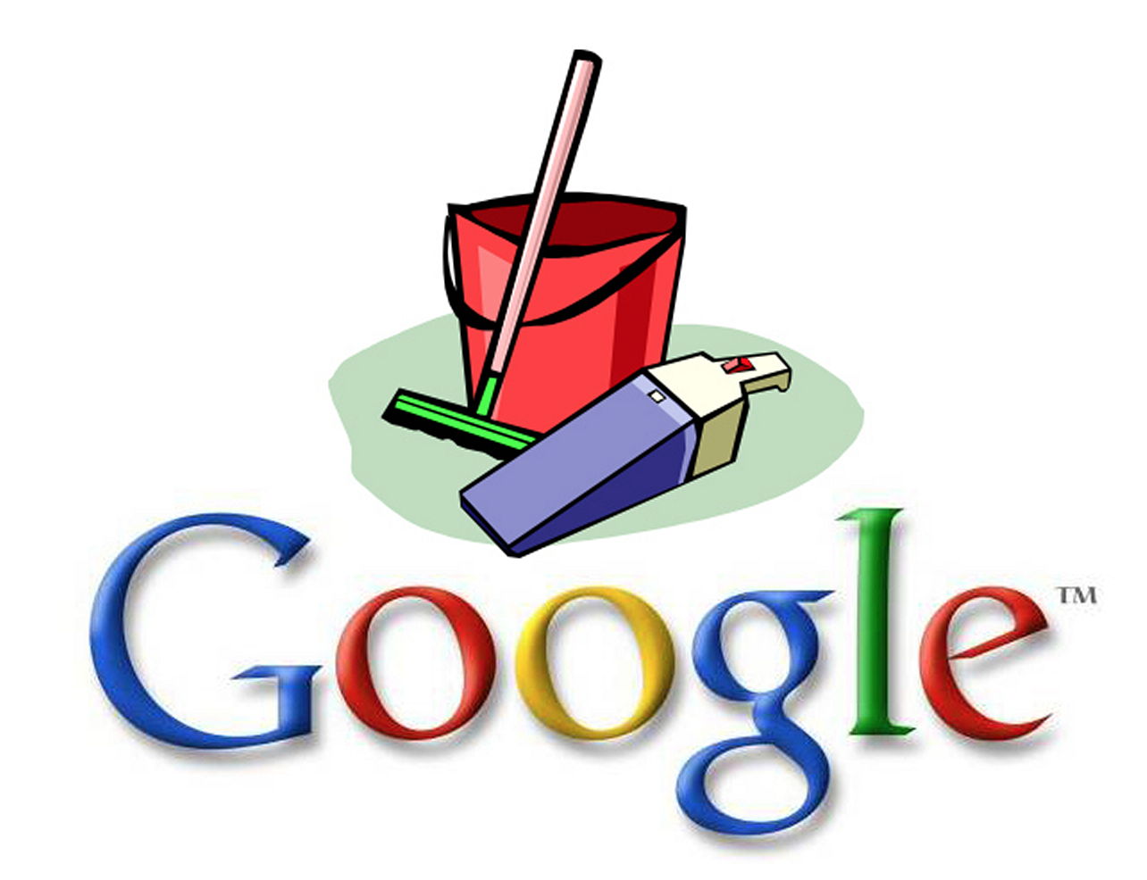 Google-cleaning