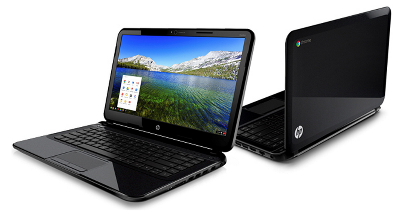 HP Pavilion 14-c01us Chromebook