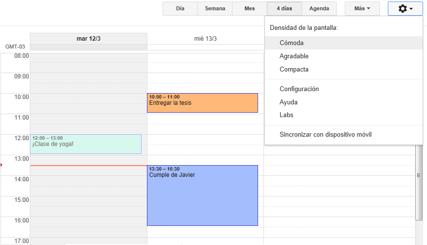 Google-calendar-spanish