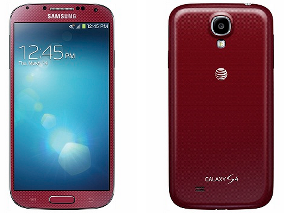 Galaxy-S4-Aurora-Red