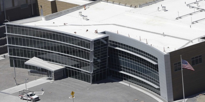 The NSA's $2b data centre in Bluffdale, Utah (source: businessweek.com)