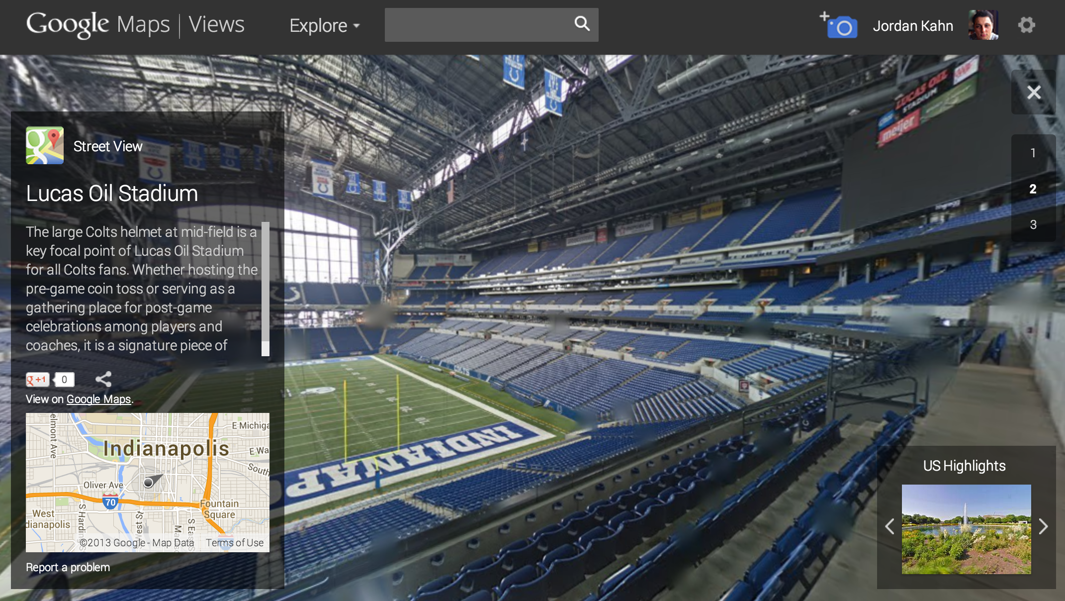 Google Maps rolls out \'Views\', a collection of user submitted photo ...