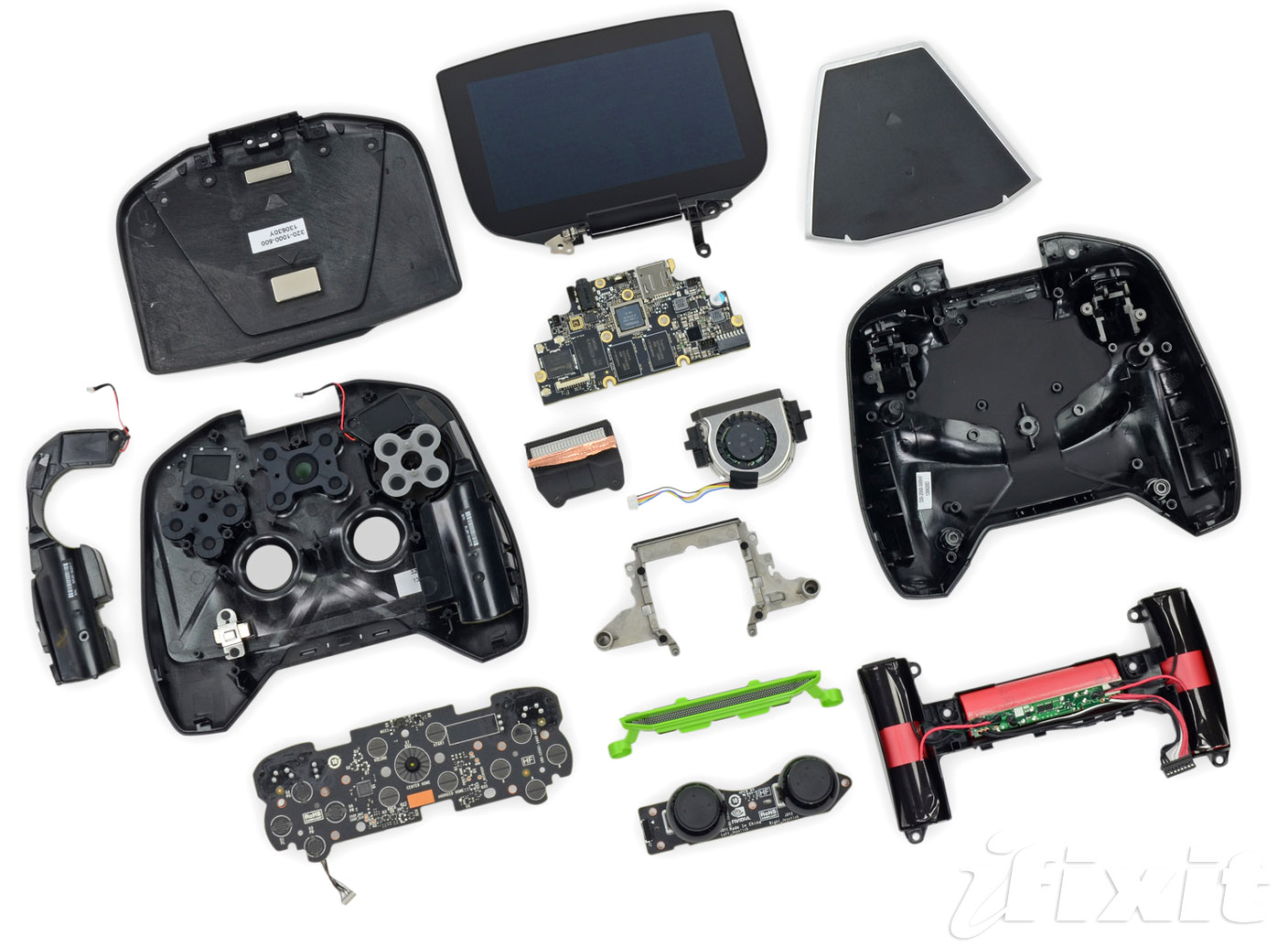 NVIDIA Shield Android handheld gets tear-down treatment as