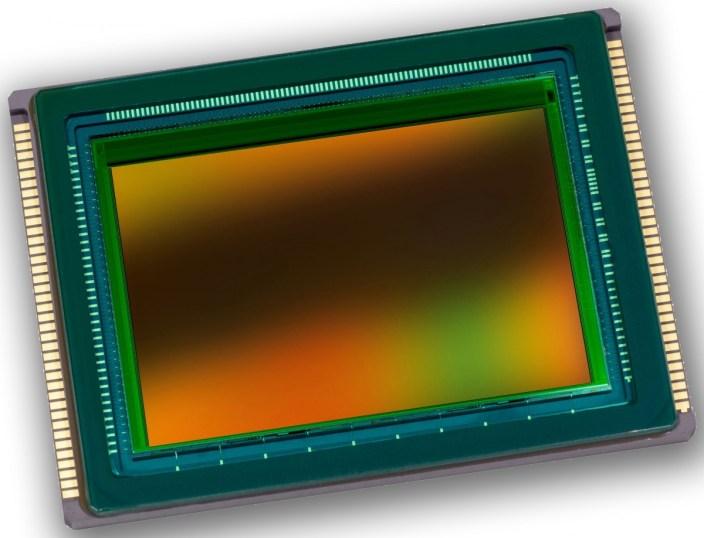 Library image of a camera sensor