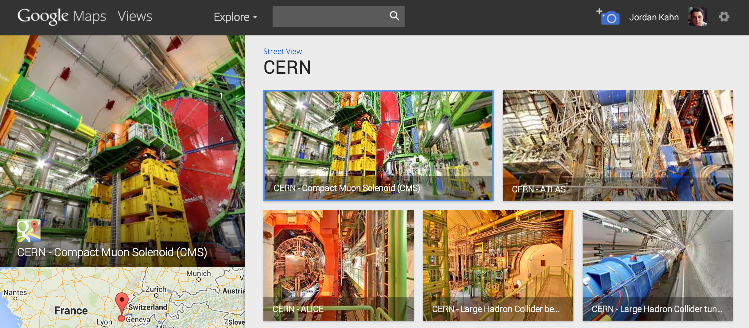 Cern-Google-Maps-Street-View