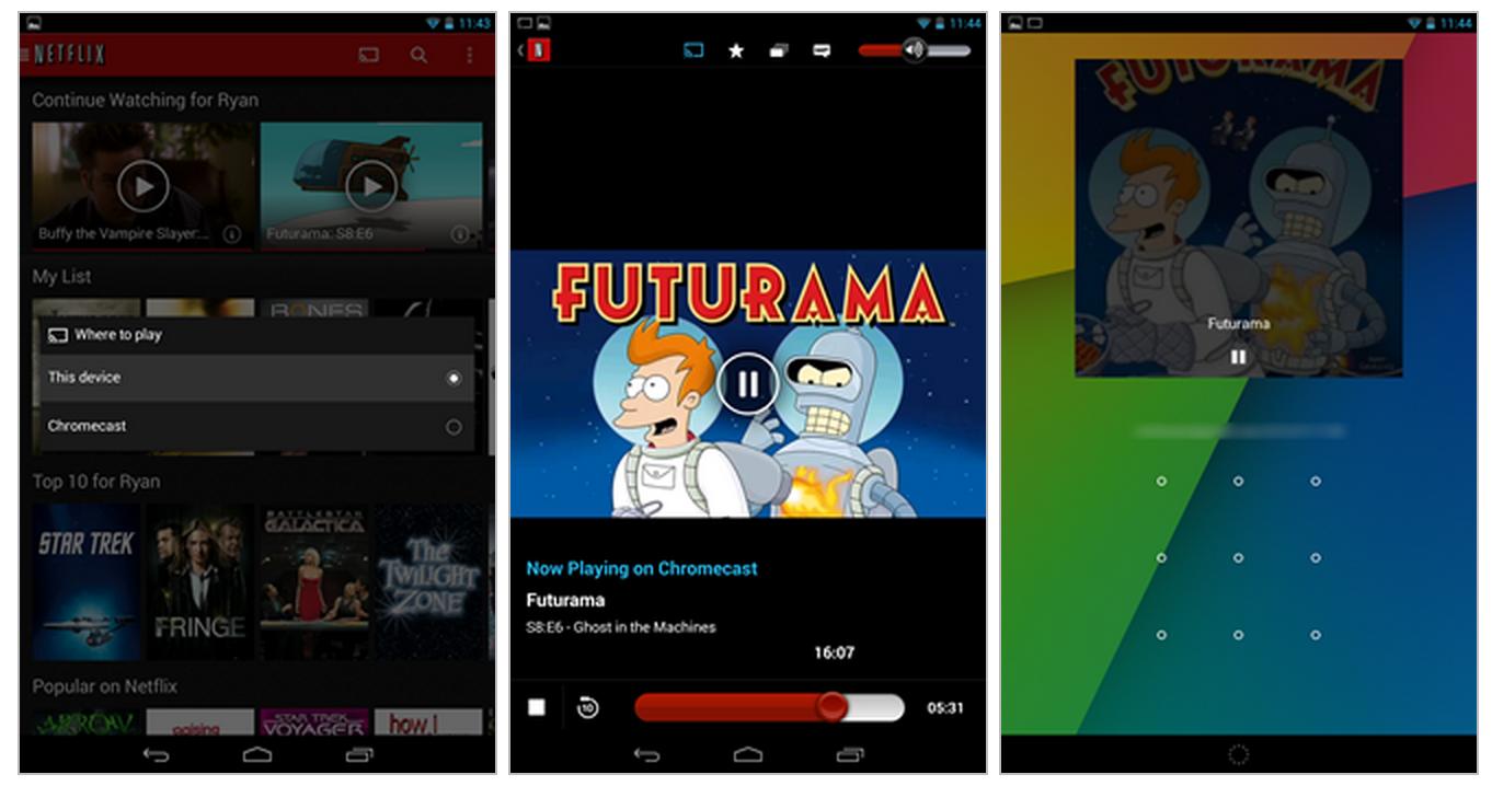 Netflix-Android-v3.0
