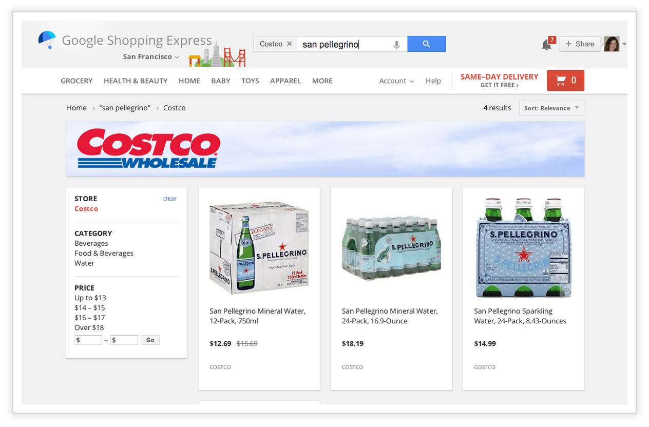 Google-Shopping-Express-Costco
