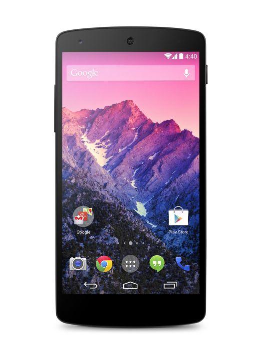 Nexus 5 (front)