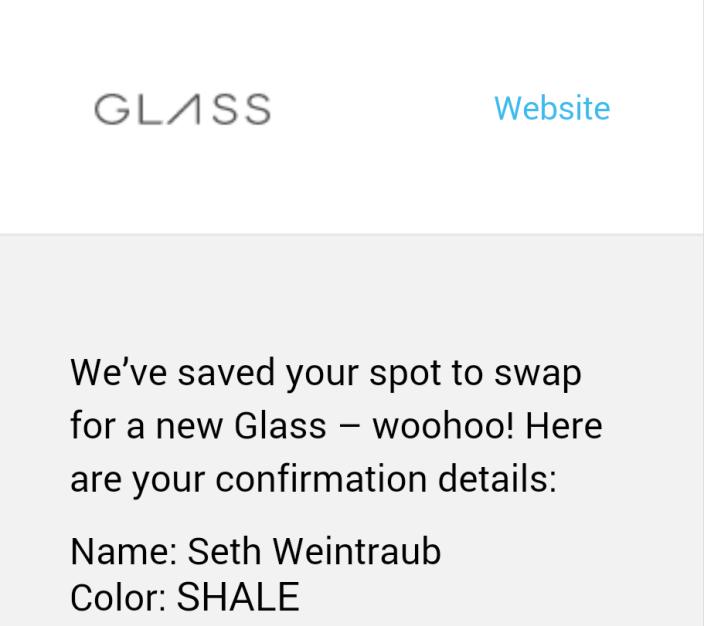 glassrevision