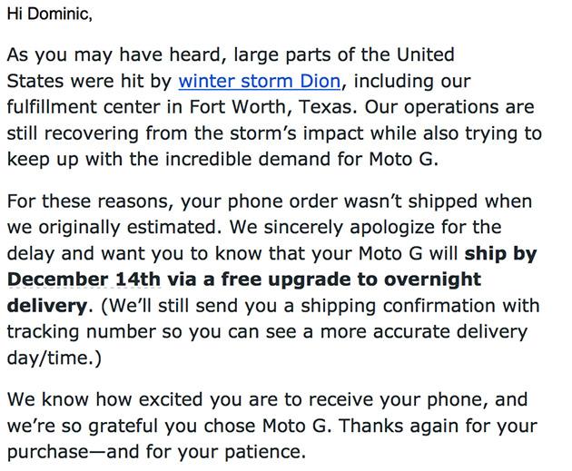 moto-g-shipment-delay-email