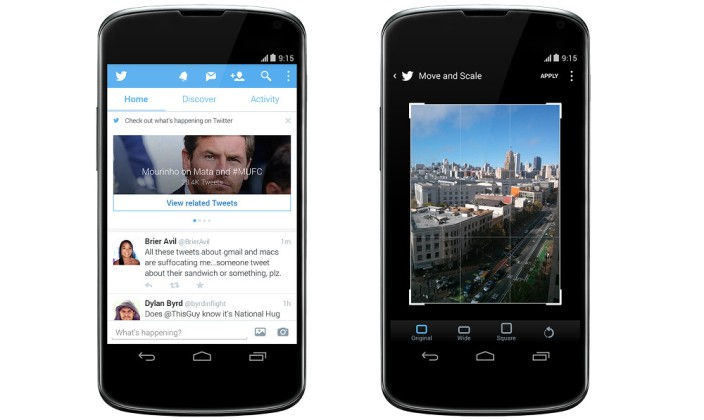 twitter-android-update