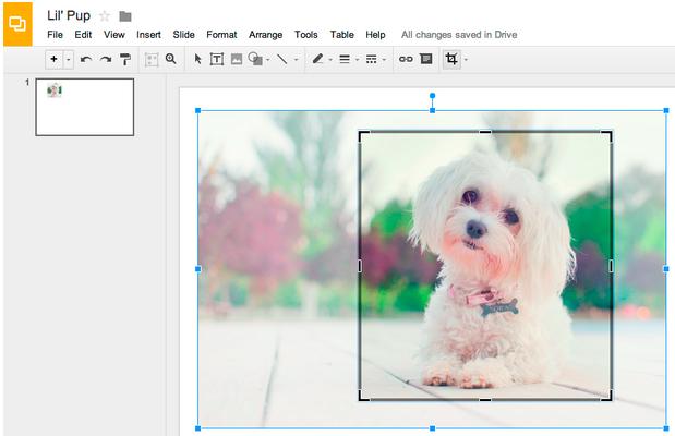 Google-Drive-image-editing