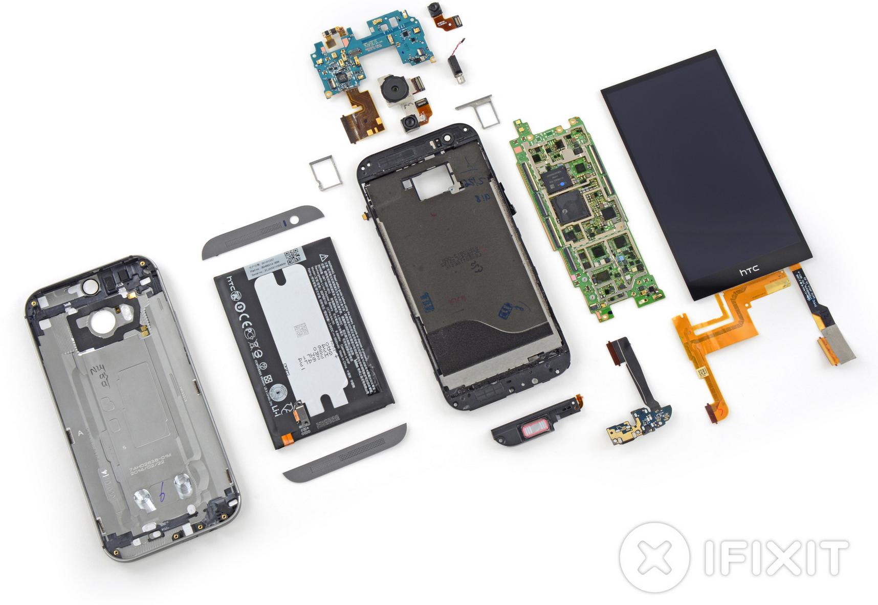 HTC-One-teardown