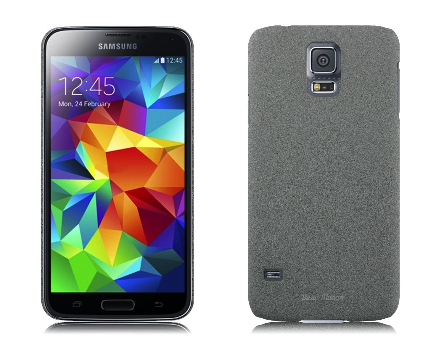 budget accessory roundup five great cases for the samsung galaxy s5 9to5google. Black Bedroom Furniture Sets. Home Design Ideas