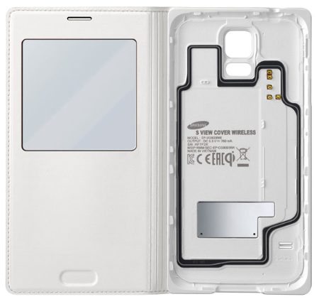 Samsung announces new wireless charging covers for Galaxy S5 ...