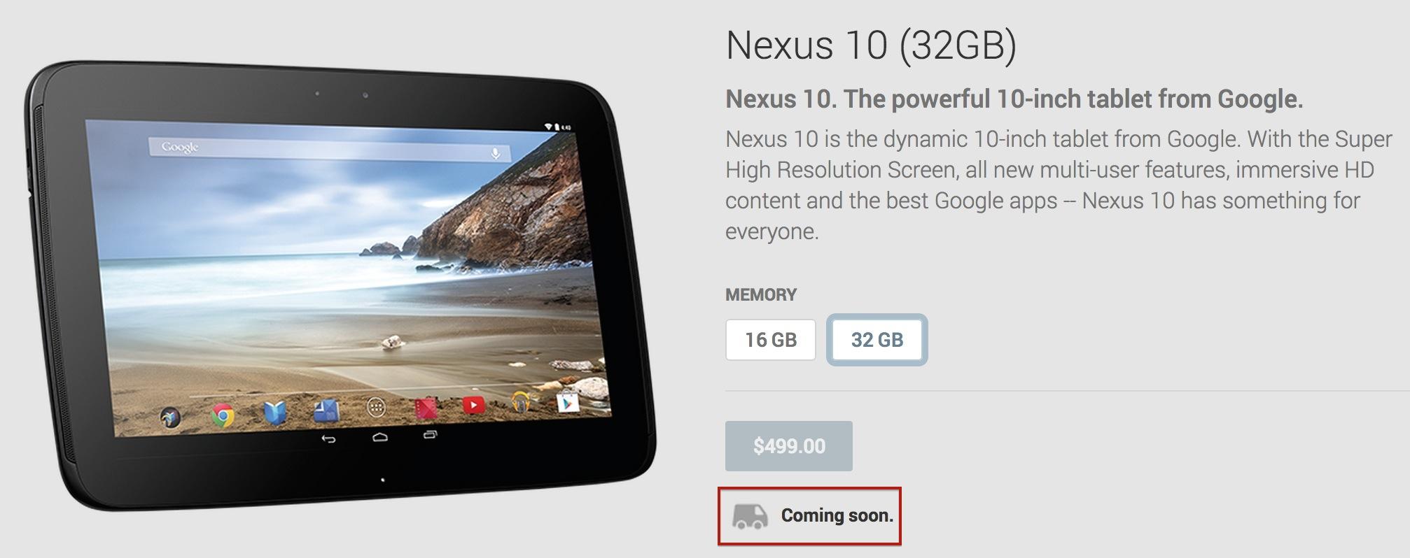 nexus-10-coming-soon