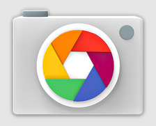 google play camera icon