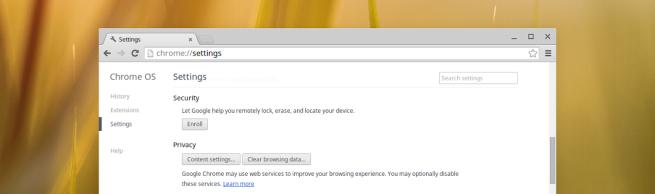 Chrome-OS-Remote