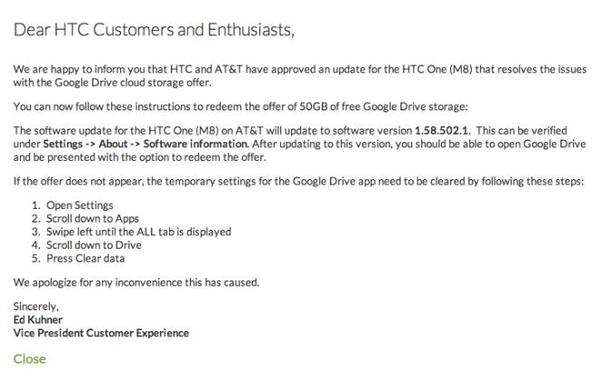 HTC-Fix