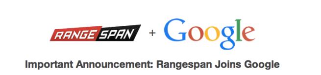 Rangespan-Google