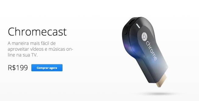 Chromecast-Brazil