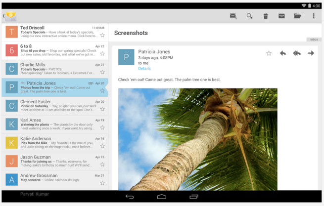 Email-for-Android