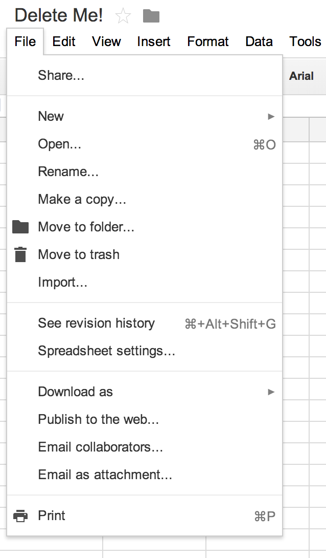 Google-Drive-Delete