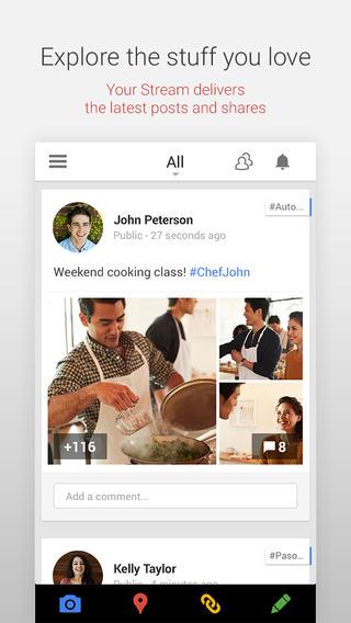 Google-Plus-iOS