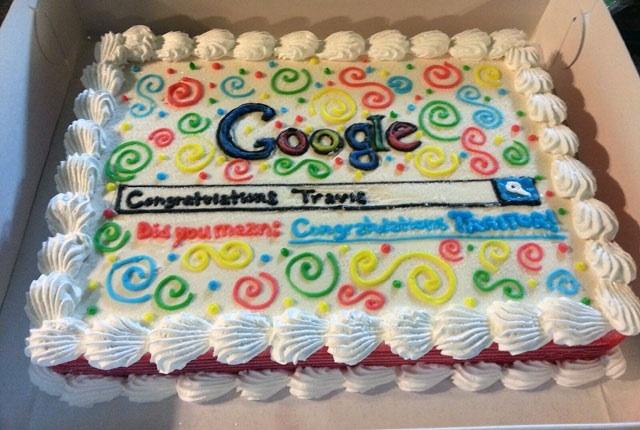 Cake-Google-bing