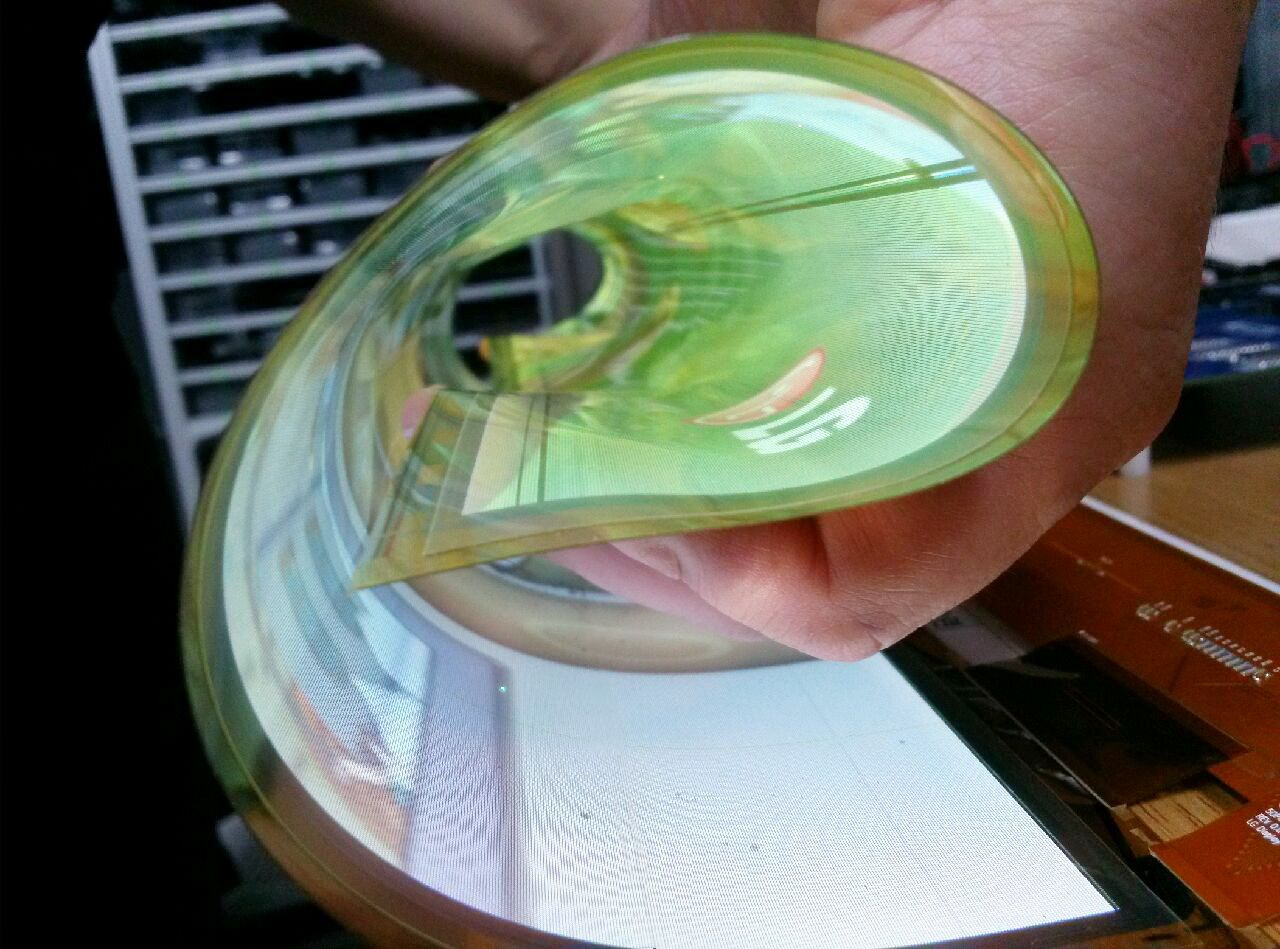 Flexible (Rollable) OLED_02