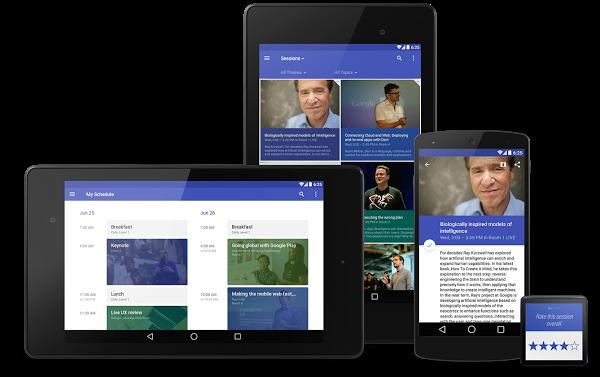 Google I:O 2014 App
