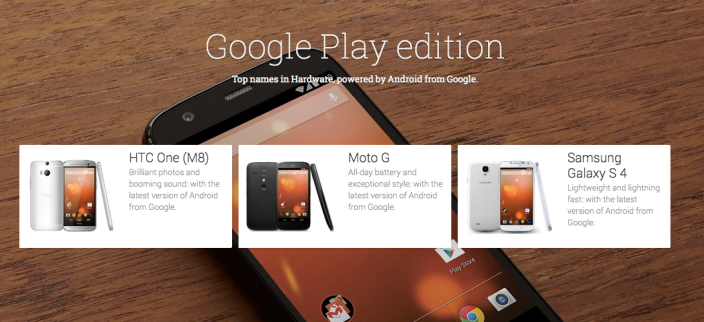 Google-Play-Edition