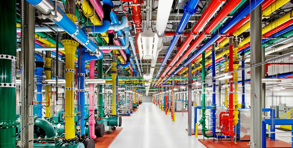 TEC Google Data Center Tours