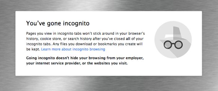 Incognito-Makeover