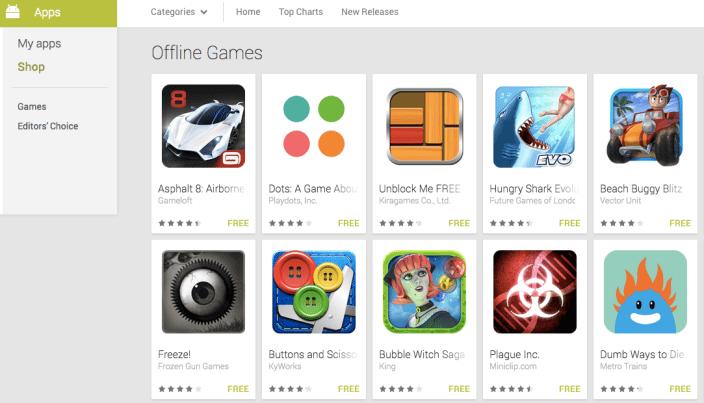 Offline-Games