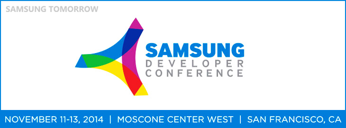 2nd-Annual-Samsung-Developers-Conference