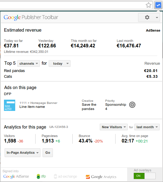Publisher-Toolbar