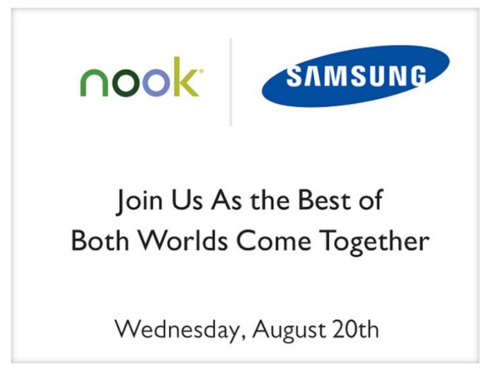 Samsung-Barnes & Noble