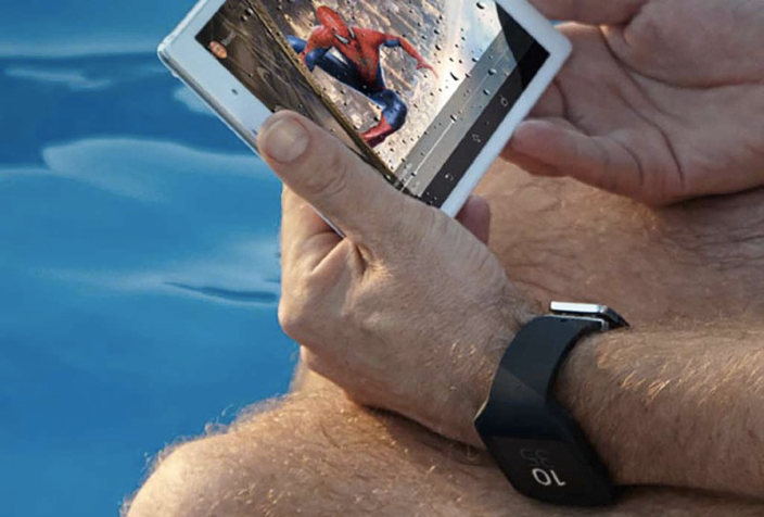 sony tablet watch