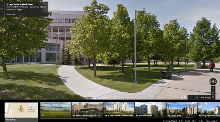 University of Regina-street-view