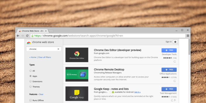 Chrome-Free