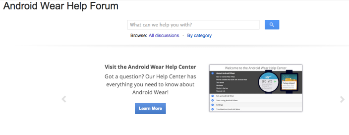 Android-Wear-Forum