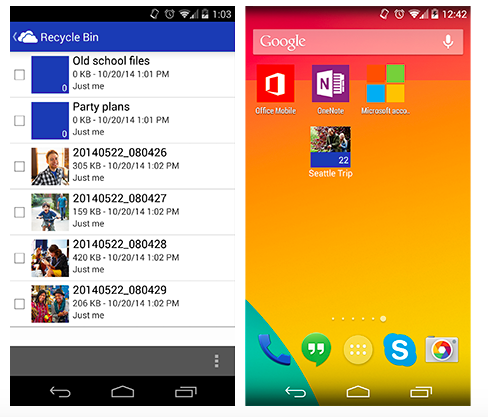 OneDrive-Android