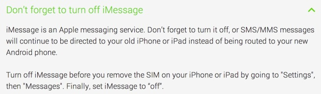 Turn-off-iMessage