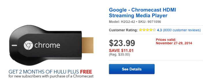 best-buy-black-friday-chromecast-deal