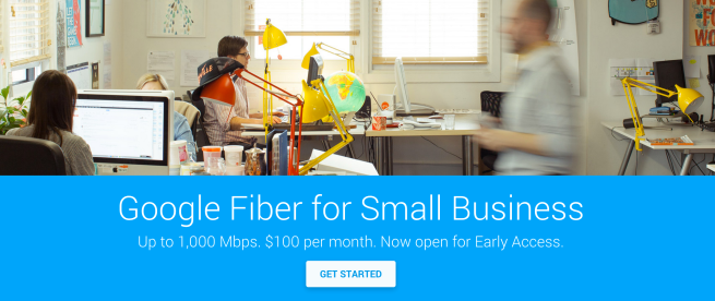 Fiber-small-business-google
